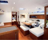 Yacht Oceanis 48 available for charter in Cannigione