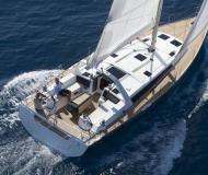 Yacht Oceanis 48 available for charter in Salerno