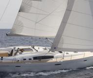 Yacht Oceanis 54 - Sailboat Charter French Cul de Sac