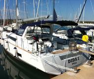 Yacht Oceanis 55 Yachtcharter in Pomer