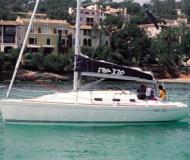 RO 330 Segelyacht Charter Barcelona