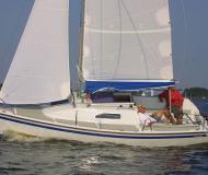 Sailart 20 Segelboot Charter Deutschland