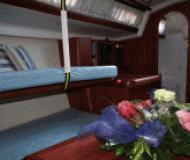 Salona 37 Segelyacht Charter Fehmarn