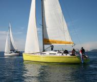 Yacht Salona 42 for hire in Kastela