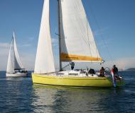 Segelyacht Salona 42 Yachtcharter in Marina Kastela