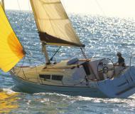 Segelyacht Sun Odyssey 30i Yachtcharter in Hafen von Yerseke