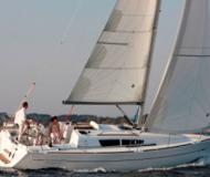 Segelyacht Sun Odyssey 33i chartern in Marina di Portorosa