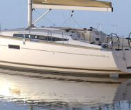 Sun Odyssey 349 Segelyacht Charter Ludwigshafen