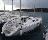 Yacht Sun Odyssey 36i for rent in Marina Seget Donji