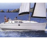 Sailing boat Sun Odyssey 37 available for charter in Vodice