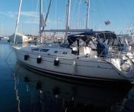 Sailing yacht Sun Odyssey 37 for hire in Izola