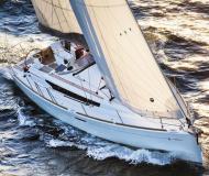 Segelyacht Sun Odyssey 389 Yachtcharter in Saltsjoe Duvnaes