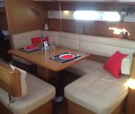 Yacht Sun Odyssey 42i for rent in Volos Harbour