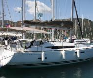 Sailing boat Sun Odyssey 439 available for charter in Marmaris