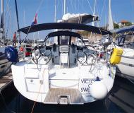 Sailing yacht Sun Odyssey 439 for rent in Marina Seget Donji