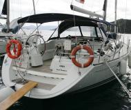 Yacht Sun Odyssey 44i for rent in Goecek