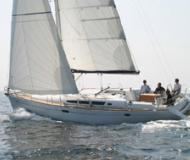 Sailing boat Sun Odyssey 45 for hire in Portoferraio