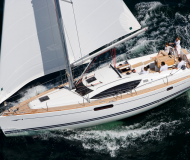 Yacht Sun Odyssey 45DS Yachtcharter in Port Vauban