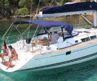 Yacht Sun Odyssey 49 available for charter in Edil Nautica Marina