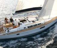 Sun Odyssey 49i Segelyacht Charter Ermoupoli