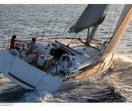 Sail boat Sun Odyssey 509 for hire in Marina San Antonio
