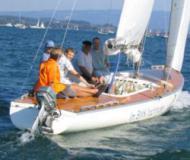 Trias Segelboot Charter Deutschland