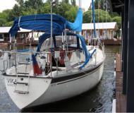 Yacht Watkins 33 for hire in Dolgoprudny Marina