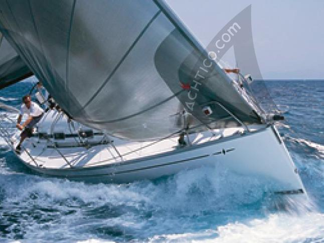 Yacht Bavaria 38 Match - Sailboat Charter Rostock