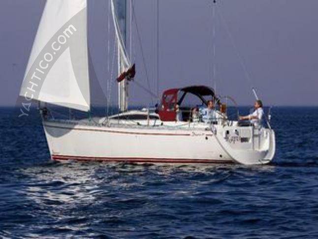 Yacht Delphia 37.3 - Sailboat Charter Smogen