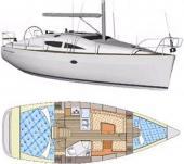 Segelboot Elan 344 Impression in Dubrovnik Marina mieten-71009-0