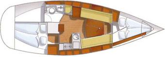 Sailing yacht Hanse 315 for hire in Yacht Haven Marina Phuket-23007-0