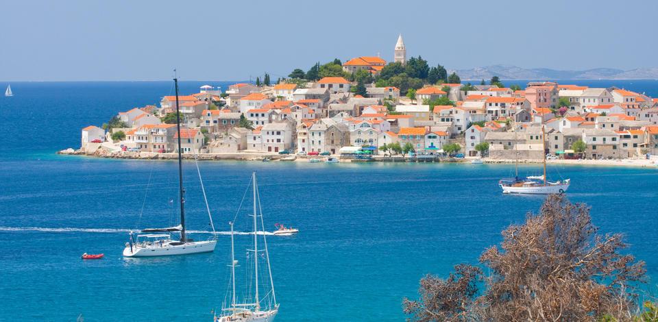 Charterrevier & Yachtcharter Kroatien | Yachtico.com