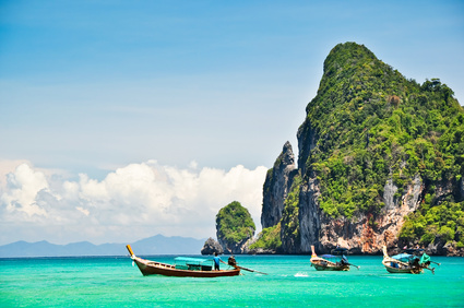 Sailing Activities and Suggestions for Thailand - credit surangaw