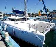 Cat Athena 38 available for charter in Isla del Sol