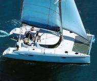 Kat Bahia 46 chartern in Palermo