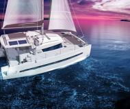 Catamaran Bali 4.0 for rent in Marina Cienfuegos