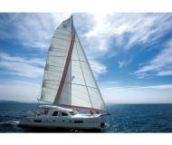 Catamaran Catana 50 for hire in Uturoa