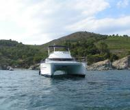 Cat Cumberland 44 for rent in Ajaccio