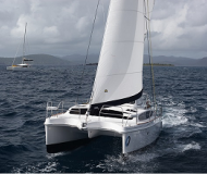 Catamaran Gemini Legacy 35 for rent in Maya Cove