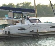 Catamaran Helia 44 for rent in Brewer Cove Haven Marina