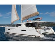 Cat Helia 44 for rent in Portisco