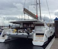 Catamaran Helia 44 for hire in Kotor