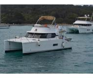 Catamaran Highland 35 available for charter in Les Marines de Cogolin