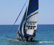 Catamaran Hobie Cat 18 Pearl for rent in Malcesine