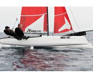 Catamaran Hobie Wild Cat for rent in Malcesine