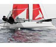 Katamaran Hobie Wild Cat chartern - Yachtcharter in Malcesine