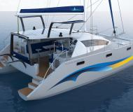 Cat Island Spirit 380 available for charter in Ko Chang