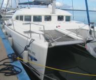 Kat Lagoon 380 chartern in Marina Cienfuegos