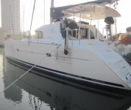 Cat Lagoon 380 available for charter in Ko Chang