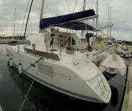 Kat Lagoon 380 chartern in Marina Mandalina